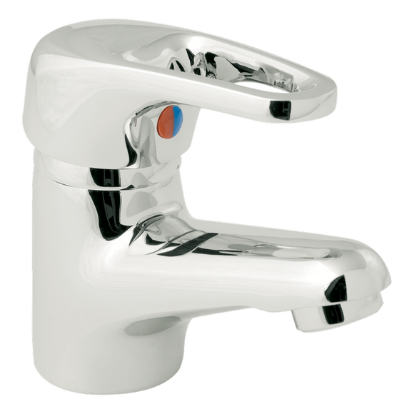 Deva Lace Mini Mono Basin Mixer by Methven from Heat Group Supplies