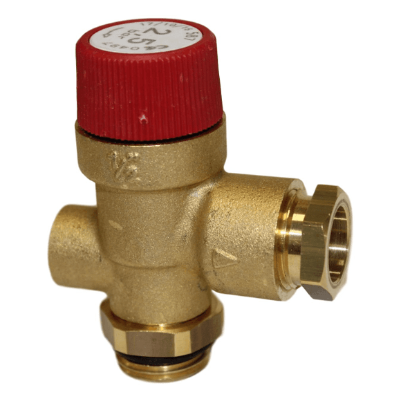 Grant 2.5Bar Pressure Relief Valve (Internal) by Grant from Heat Group Supplies