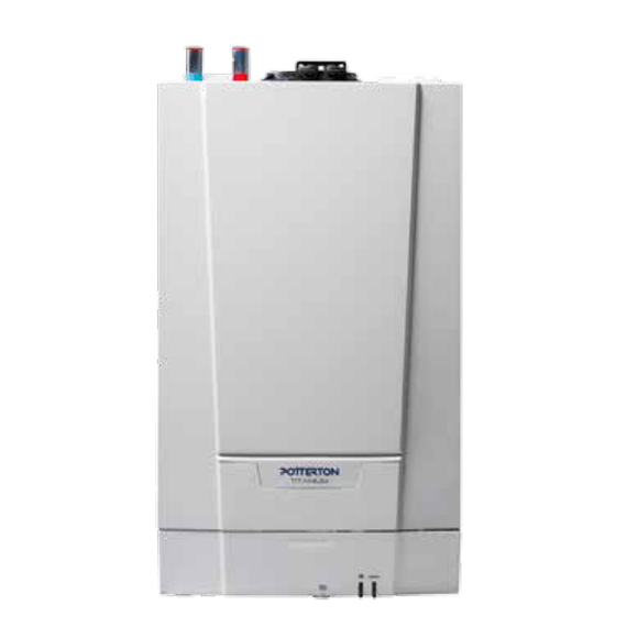 Potterton Titanium 15kw Heat Only Boiler by Potterton from Heat Group Supplies