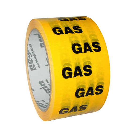 "Regin ""Gas"" Tape - 66M by Regin from Heat Group Supplies"