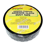 Regin Black Duct Tape by Regin from Heat Group Supplies