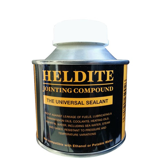 Regin Heldite Jointing Compound 250ml by Regin from Heat Group Supplies