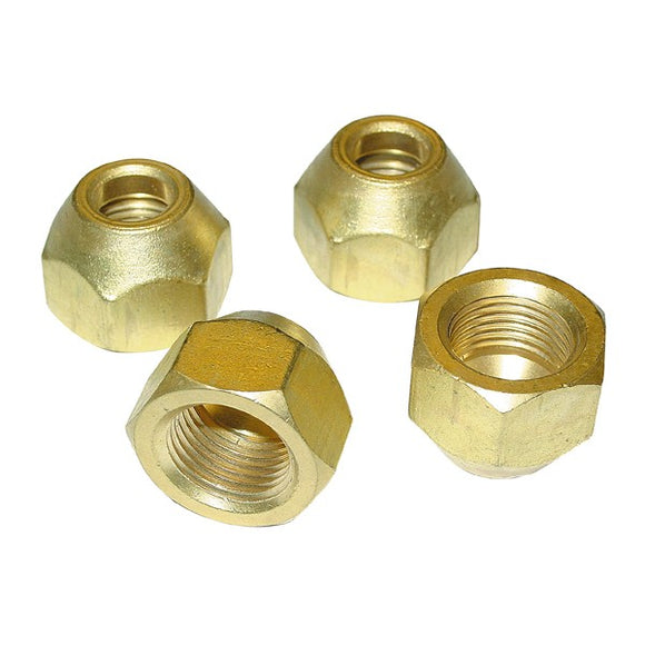 Regin 3/8' Flared Fitting - Short Nut - Pack Of 4 by Regin from Heat Group Supplies
