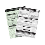 Regin Warning Notice Pad by Regin from Heat Group Supplies
