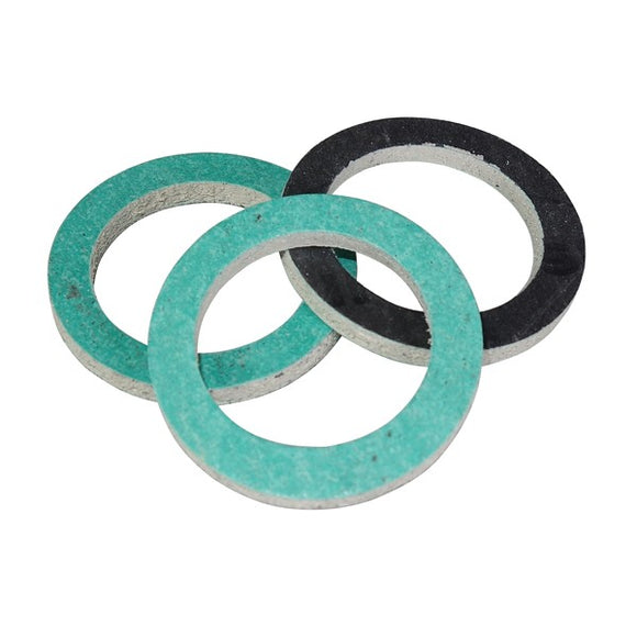 Regin 1' Fibre Washers - Pack Of 3 by Regin from Heat Group Supplies