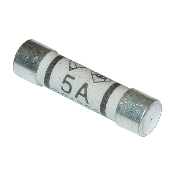 Regin Ceramic Fuse 25mm 5A - Pack Of 3 by Regin from Heat Group Supplies