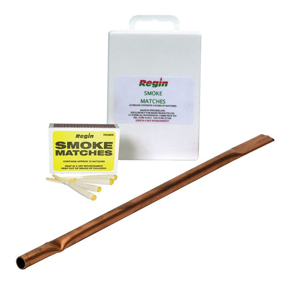 Regin Smoke Match Plume Kit by Regin from Heat Group Supplies