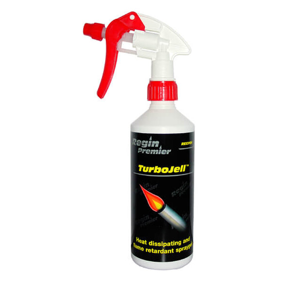 Regin Turbo Jelly Heat Spray by Regin from Heat Group Supplies