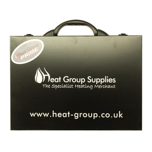 Heat Group Sorta-Case - Prime - Steel by Heat Group from Heat Group Supplies
