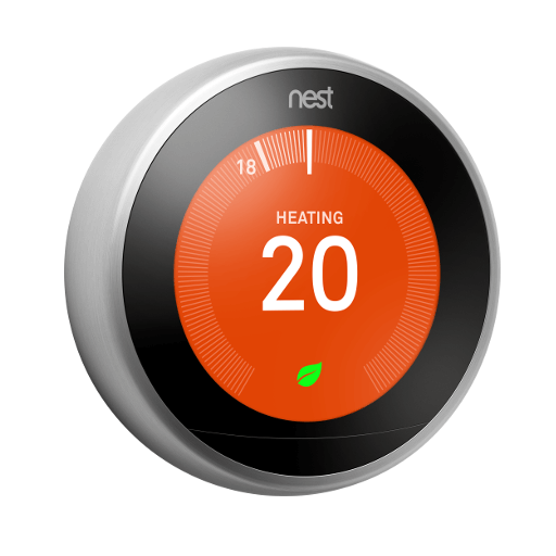 Nest Learning Thermostat 3rd Generation by Nest from Heat Group Supplies
