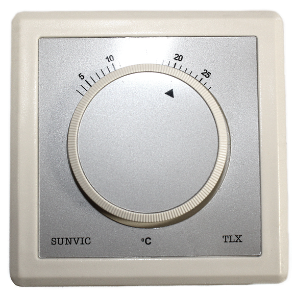 Sunvic TLX2251 Room Thermostat 24v by Sunvic from Heat Group Supplies