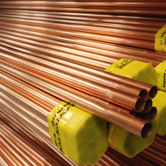 Copper Pipe by Copper from Heat Group Supplies