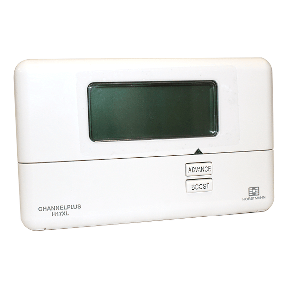 Horstmann H17 (XL) Timeswitch 7Day 3On/Off by Horstmann from Heat Group Supplies