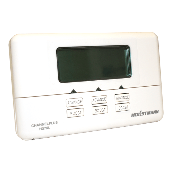 Horstmann H37 (Xl) Channel Plus 3Channel 7Day Programmer by Horstmann from Heat Group Supplies