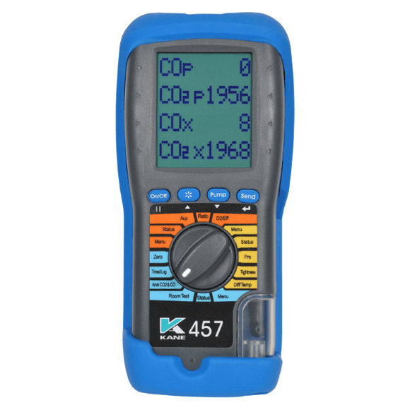 Kane 457 Flue Gas Analyser by Kane from Heat Group Supplies