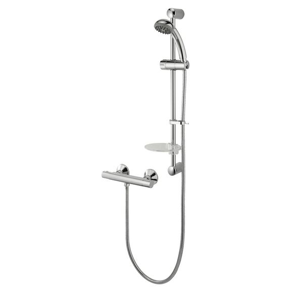 Deva Kestrel Cool To Touch Bar Shower With by Methven from Heat Group Supplies