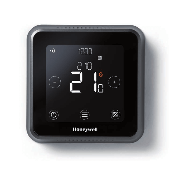 Honeywell Lyric T6 Smart Wall Mounted Programmable Room Thermostat by Honeywell from Heat Group Supplies