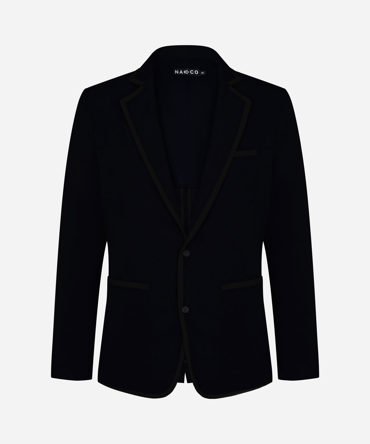 The Beach Blazer - Black/ Black Trim