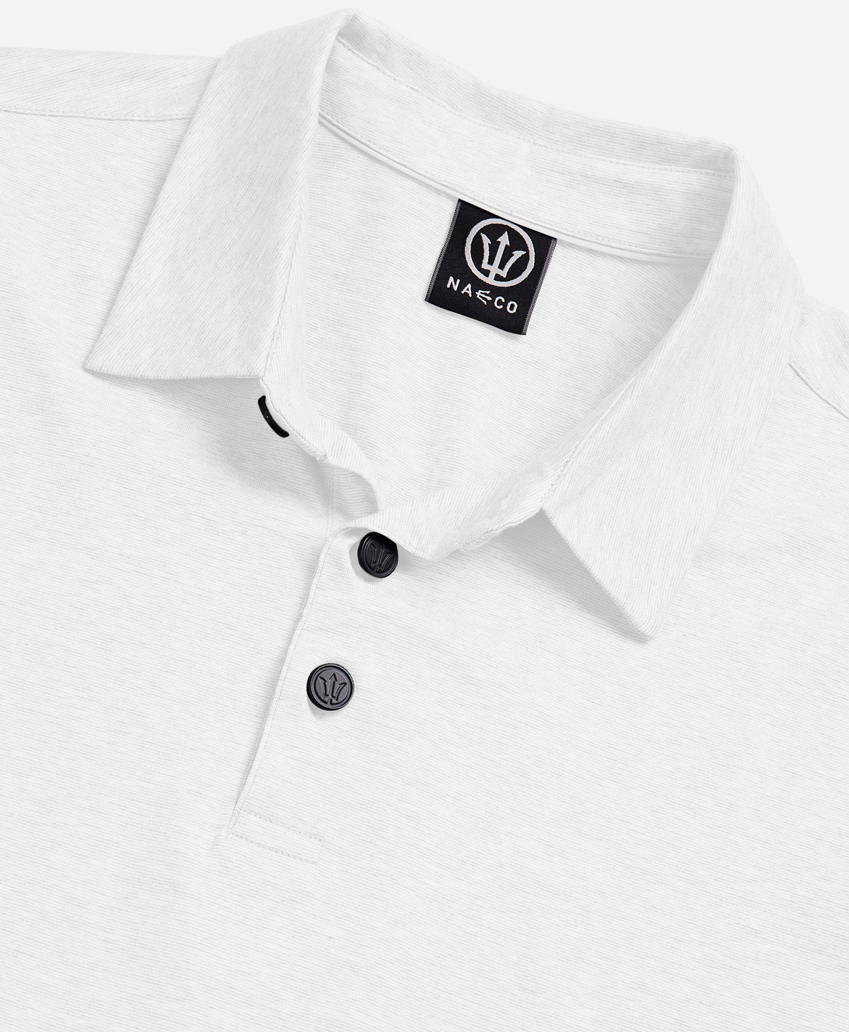 Organic Resort Polo - Iceberg White