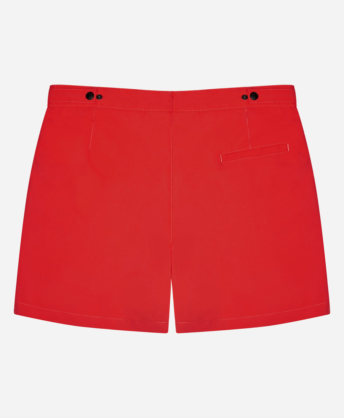 Tailored Original Swim Shorts - Reef Red