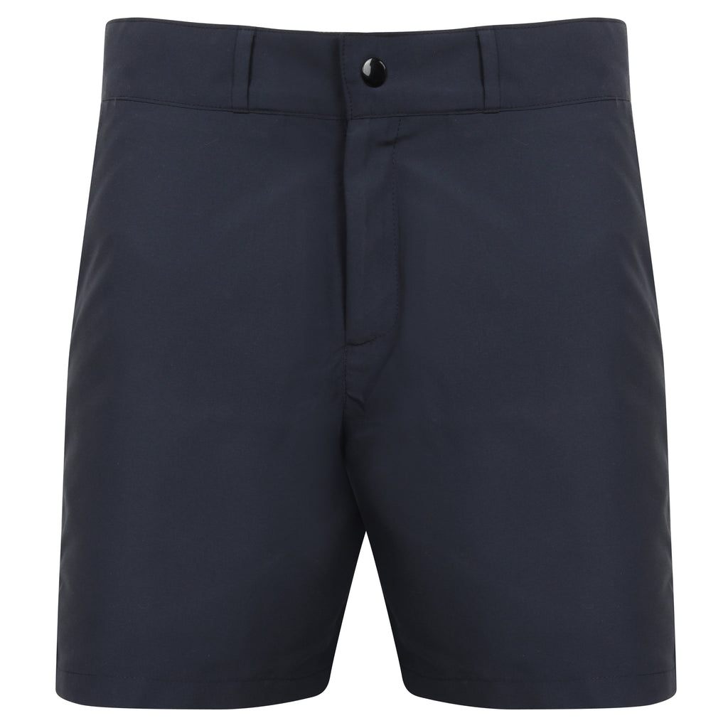 Naeco Long Swim shorts - Navy - Naeco - Luxury Mens Swimwear - Tailored Swim Shorts - Luxury Swimshorts
