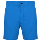 Naeco Long Swim Shorts - Sea Blue - Naeco - Luxury Mens Swimwear - Tailored Swim Shorts - Luxury Swimshorts