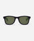 Trident UV Polarised Sunglasses - Matte Frame - Fighter Pilot Green