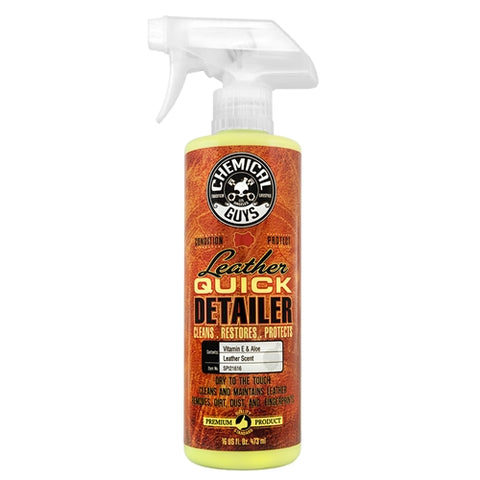 Leather Quick Detailer - Chemical Guys