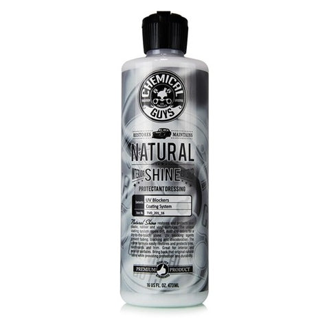Natural Shine Dressing - Chemical Guys