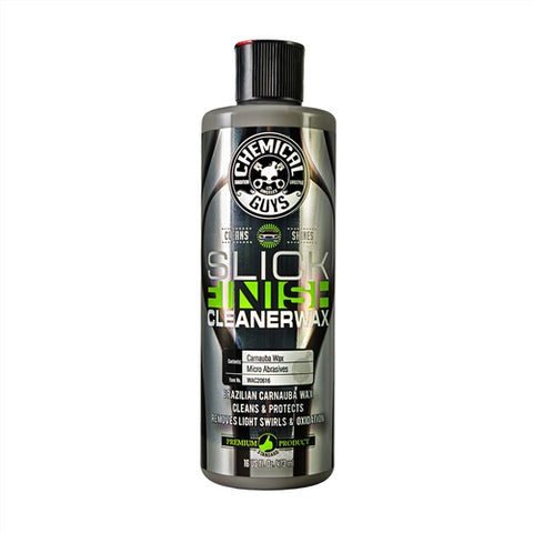 Slick Finish Cleaner Wax - Chemical Guys
