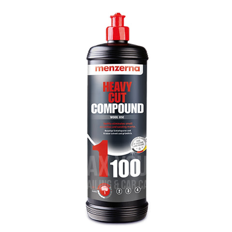 Heavy Cut Compound 1100 - Menzerna