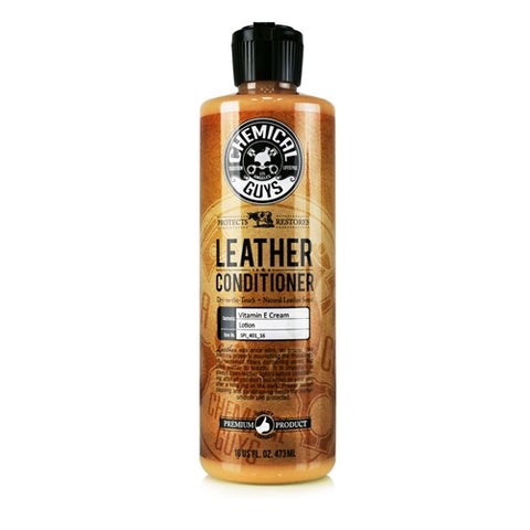 Leather Conditioner - Chemical Guys