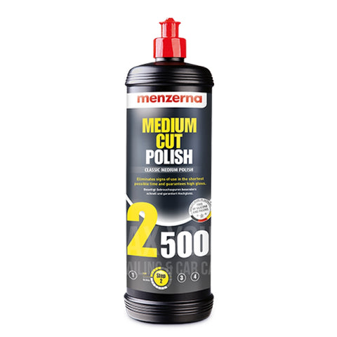 Medium Cut Polish 2500 - Menzerna