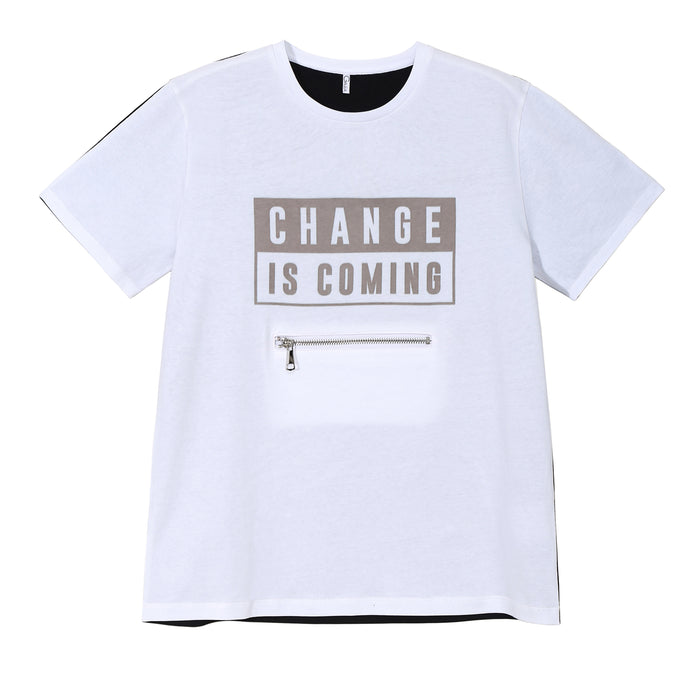 change is coming shirt- Gaiiia - for animal lovers