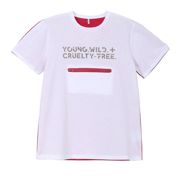 vegan cruelty free t-shirt animal rights - Gaiiia