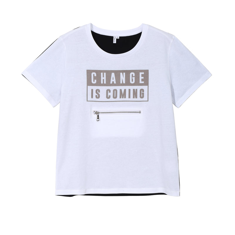 Gaiiia - change is coming shirt- for animal lovers
