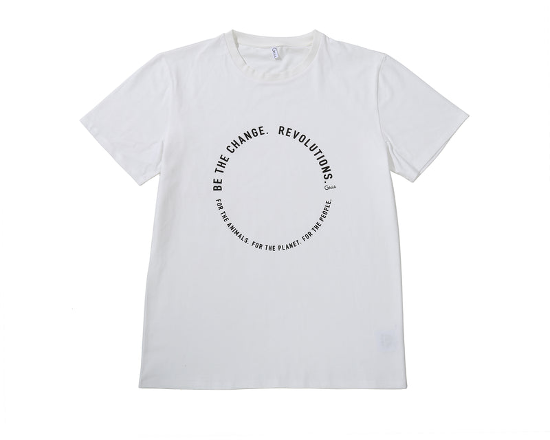 NO TO ANIMAL CRUELTY TEE
