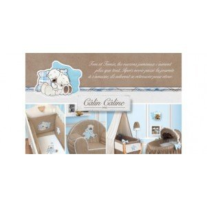 Câlin Câline Tom 202.30 Play Mat Chocolate/Blue