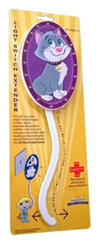 EZ Reach Light Switch Extension, Kitten