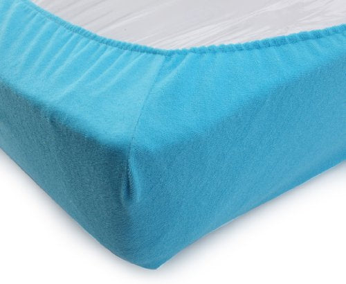 BOLIN BOLON 1154701011400 Cover for Baby Changing Mat in Sponge 100 % Cotton Sweat-Resistant / Turquoise