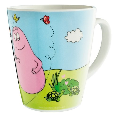 Barbapapa BA977D Large Mug with Animal Design