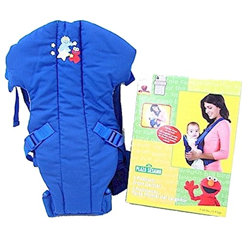 Sesame Beginnings Baby Carrier