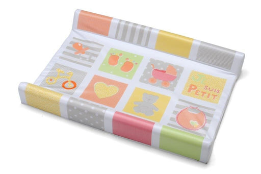 Foppapedretti Mats For Changing Table, Two Edges, Baby Bath, Multicoloured Petit Petit