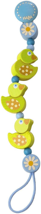 HABA Pacifier Chain Dancing Ducklings