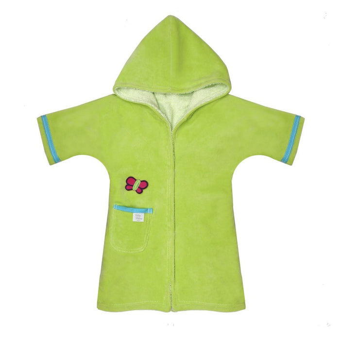 Câlin Câline Lilou 405.42 Dressing Gown Age 2 Years Grape / Blue / Aniseed Green