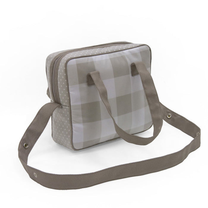 Cambrass Changing Bag Toc Street Sky (11 x 30 x 28 cm, Grey)