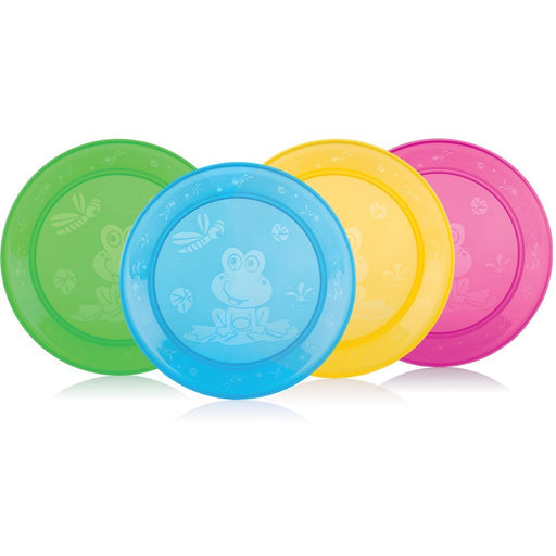 Nuby 0048526656707 - plates & dishes