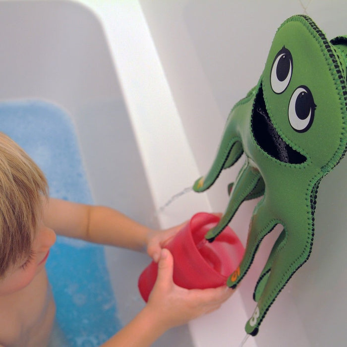 Quacks Innovation Tappy Tap Guard And Bath Toy