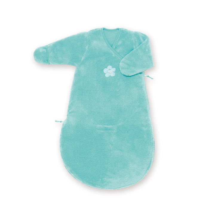Bemini by Baby Boum Softy Sleeping Bag (0-3 Months, Lizie 73 Lagon)