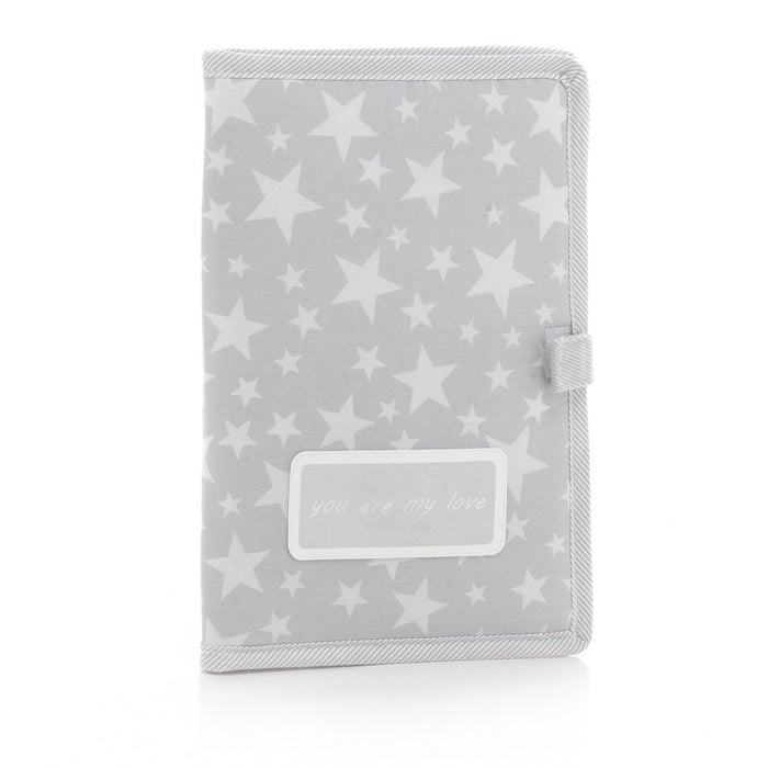 Cambrass Cambrasswallet/Tablet/Paper Carrier (3 x 17 x 25 cm, Star Grey)